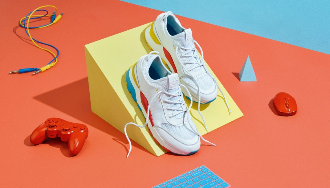 3cd953c2c The Evolution RS-0 Play Sneakers are a modern update to PUMA s breakthrough  Running System – RS. For 2018