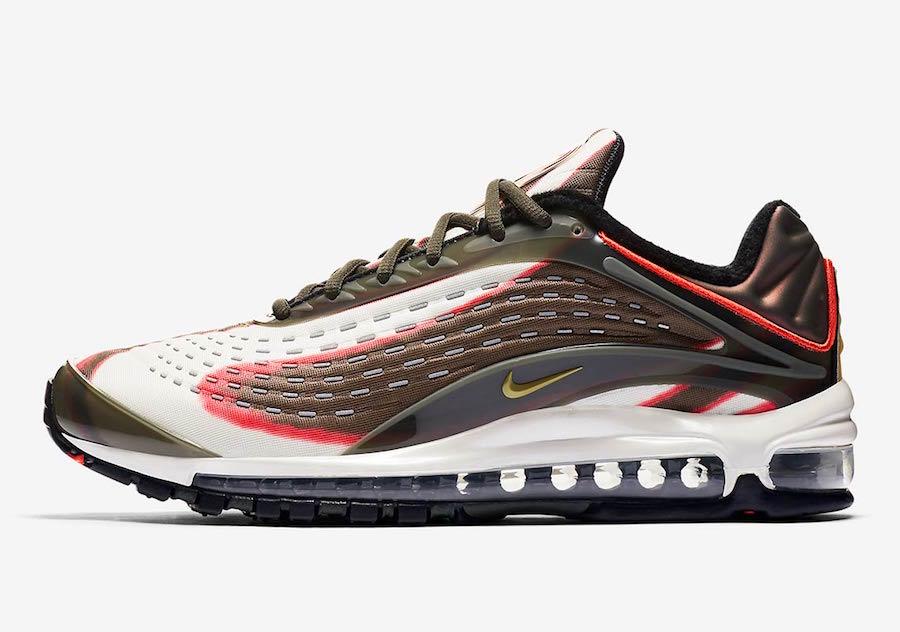 timeless design 11988 8a0e2 Nike Air Max Deluxe Sequoia AJ7831-300