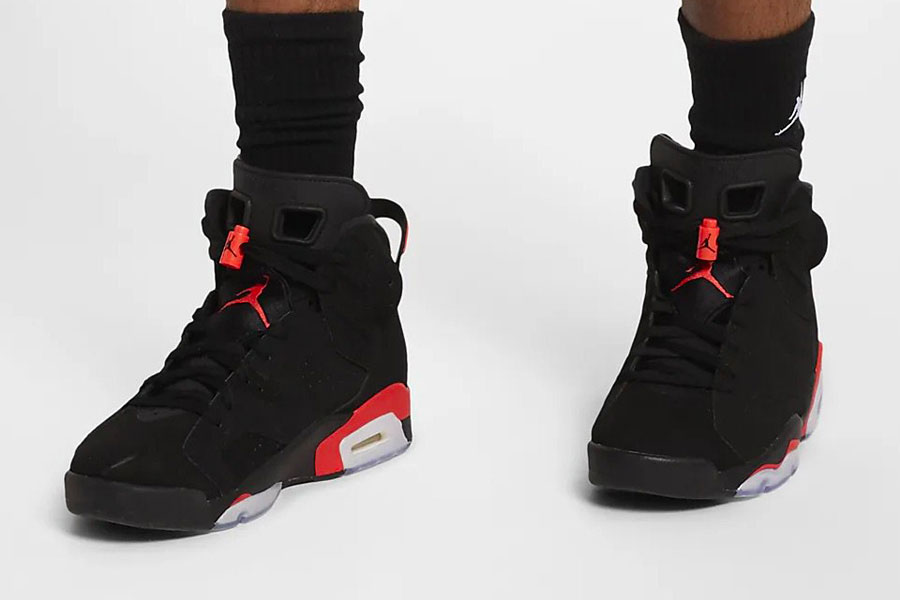 "f7e367d27ec2 The Air Jordan 6 ""Infrared"" Is Finally Returning On February 16th ..."