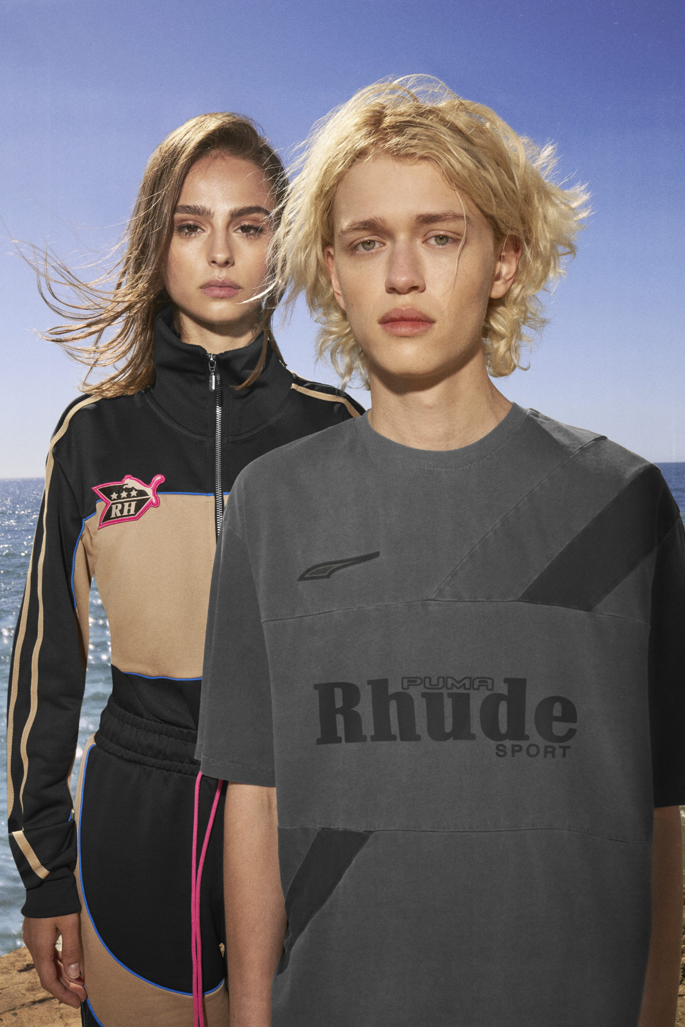 PUMA RHUDE LOS ANGELES COLLABORATION