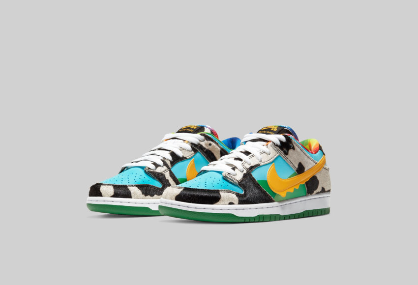 nike sb dunk low pro ben and jerrys sneakerize.gr
