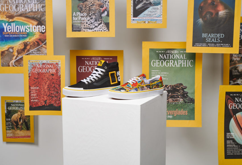 vans national geographic sneakerize.gr